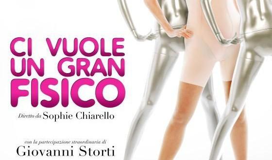 """Poster for the movie """"Ci vuole un gran fisico"""""""