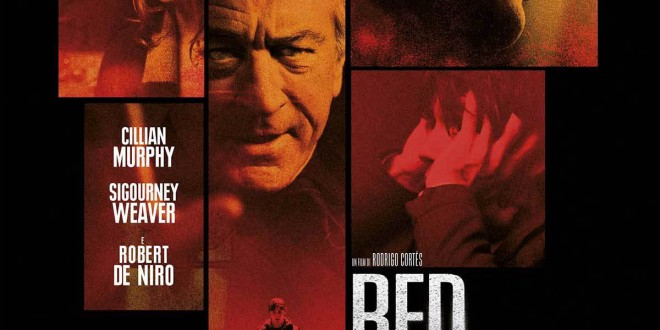 "Poster del film ""Red Lights"""