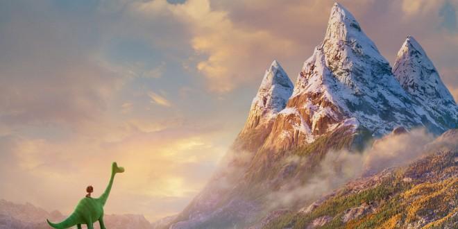 """Poster del film """"Il viaggio di Arlo"""""""