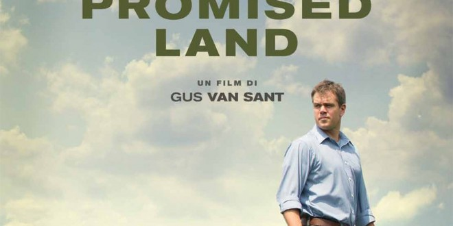 "Poster del film ""Promised Land"""