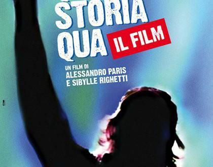 """Poster del film """"Questa storia qua"""""""