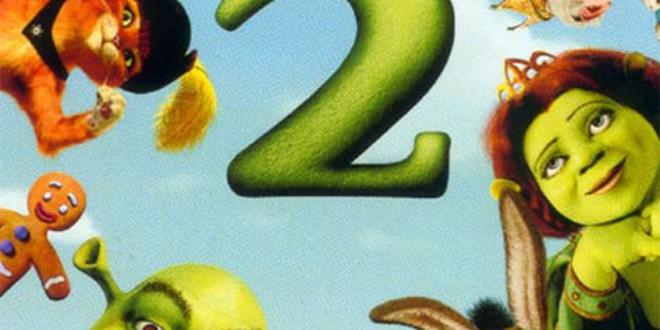 """Poster del film """"Shrek 2"""""""