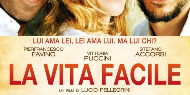 """Poster del film """"La vita facile"""""""