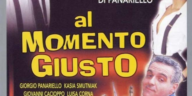 """Poster for the movie """"Al momento giusto"""""""