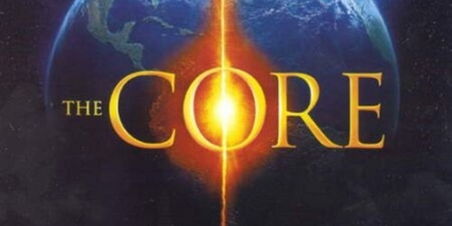 "Poster del film ""The Core"""