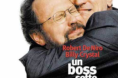 "Poster del film ""Un boss sotto stress"""