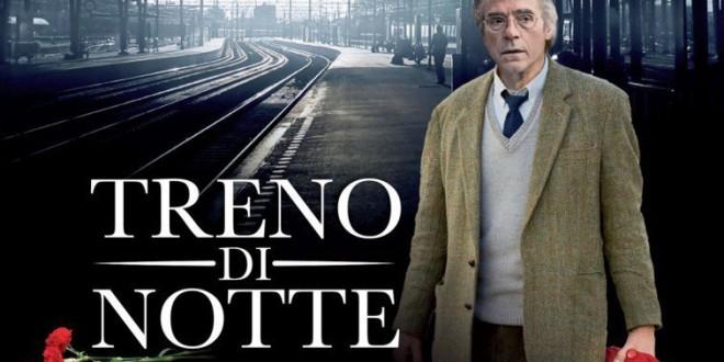 """Poster del film """"Treno di notte per Lisbona"""""""