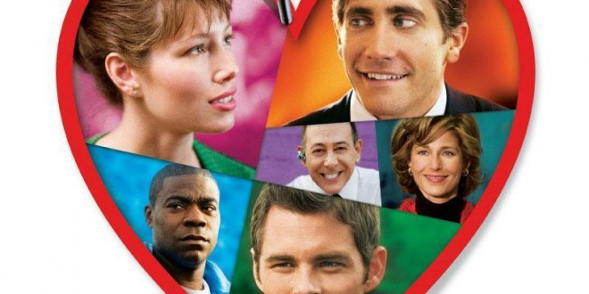 """Poster for the movie """"Accidental Love"""""""