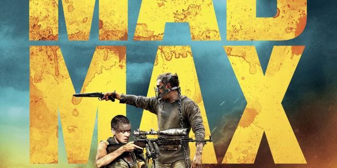 """Poster del film """"Mad Max: Fury Road"""""""