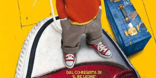 "Poster del film ""Stuart Little - Un topolino in gamba"""