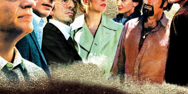 """Poster del film """"La terra"""""""