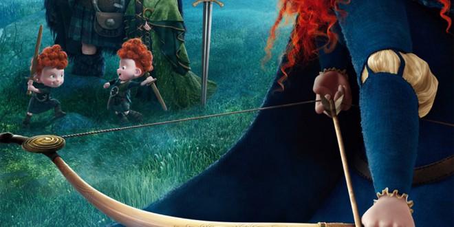 "Poster del film ""Ribelle - The Brave"""