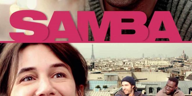 "Poster del film ""Samba"""