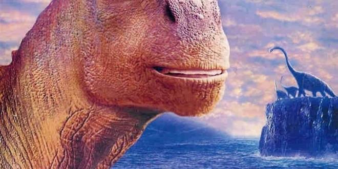 "Poster del film ""Dinosauri"""