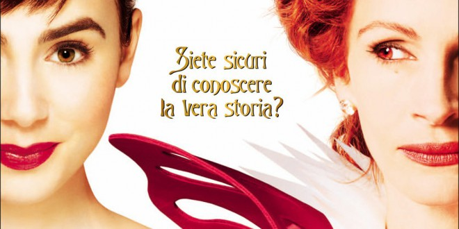 """Poster for the movie """"Biancaneve"""""""