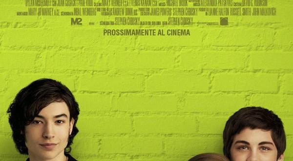 """Poster del film """"Noi siamo infinito"""""""