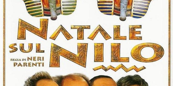 """Poster del film """"Natale Sul Nilo"""""""