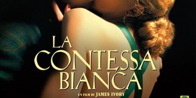 """Poster del film """"La contessa bianca"""""""