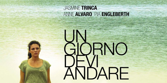 """Poster del film """"Un giorno devi andare"""""""