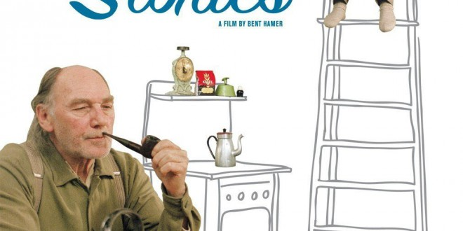 "Poster del film ""Kitchen Stories - I racconti di cucina"""