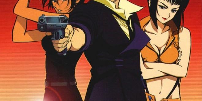 """Poster del film """"Cowboy Bebop - Il film"""""""