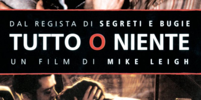 """Poster del film """"Tutto o niente"""""""