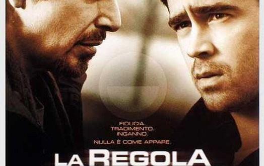 """Poster del film """"La regola del sospetto"""""""