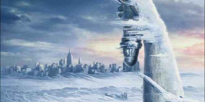 "Poster del film ""The Day After Tomorrow - L'alba del giorno dopo"""