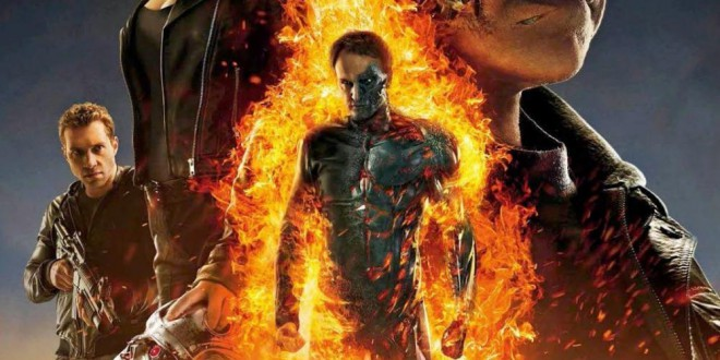 "Poster del film ""Terminator Genisys"""