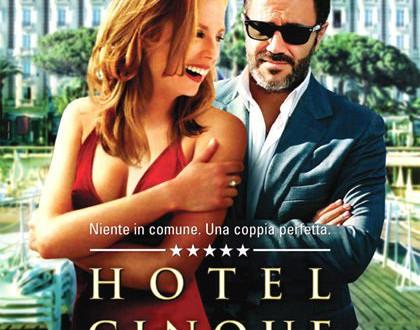 """Poster del film """"Hotel a cinque stelle"""""""