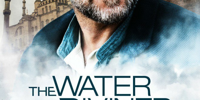 "Poster del film ""The Water Diviner"""