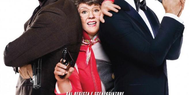 """Poster del film """"Spy"""""""