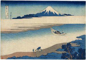katsushika-hokusai-tama-river-in-musashi-province-edo