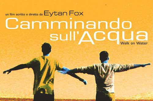 "Poster for the movie ""Camminando sull'acqua"""