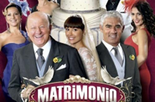 "Poster del film ""Matrimonio al Sud"""