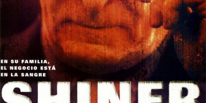 "Poster del film ""Shiner - Diamante"""