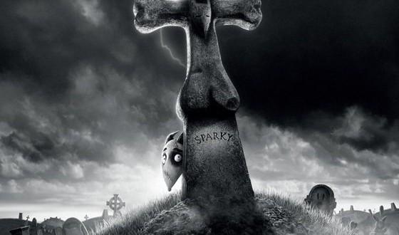 "Poster del film ""Frankenweenie"""