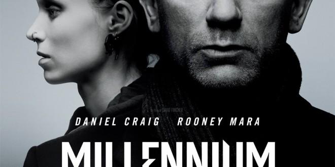 """Poster del film """"Millennium - Uomini che odiano le donne"""""""