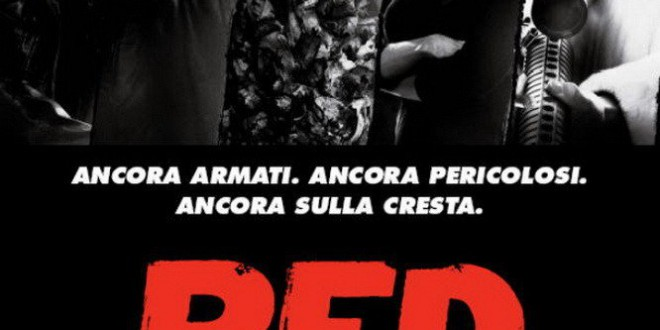 "Poster del film ""Red"""
