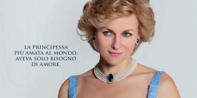 """Poster del film """"Diana - La storia segreta di Lady D"""""""