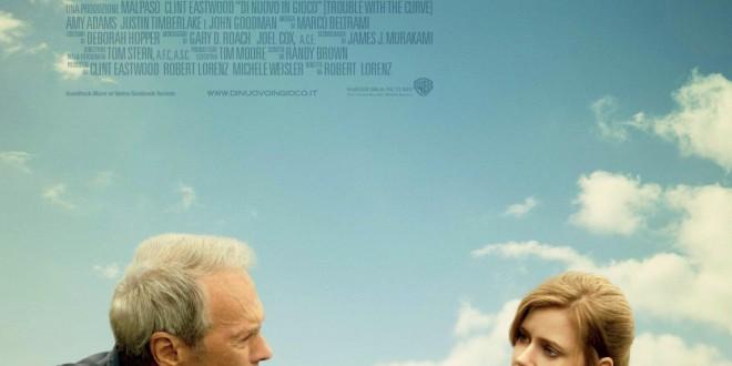 """Poster del film """"Di nuovo in gioco"""""""