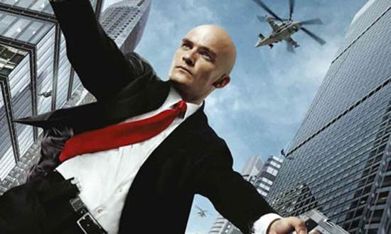 """Poster del film """"Hitman: Agent 47"""""""