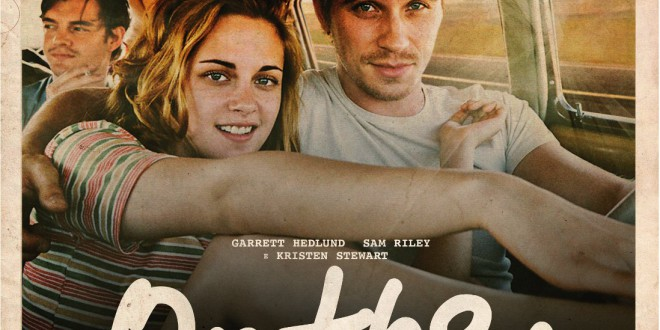 "Poster del film ""On the Road"""