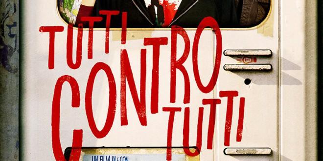 """Poster del film """"Tutti contro tutti"""""""