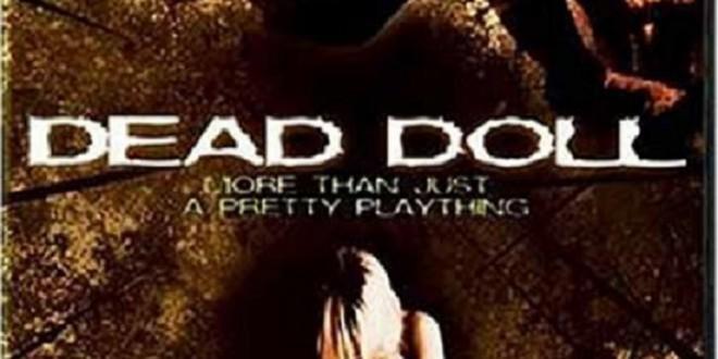 "Poster del film ""Dead Doll"""