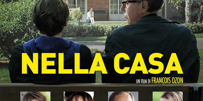 """Poster del film """"Nella casa"""""""