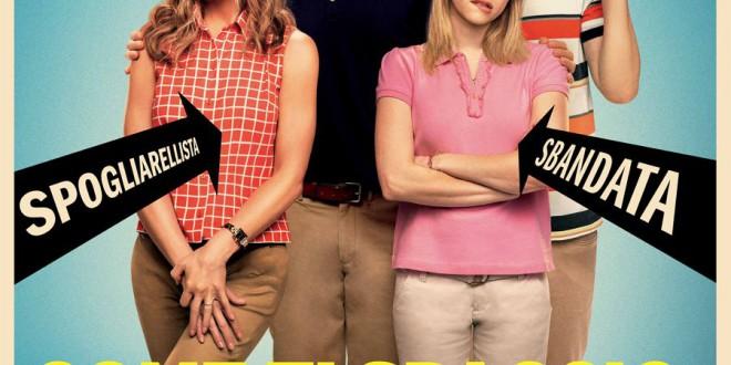 """Poster del film """"Come ti spaccio la famiglia"""""""