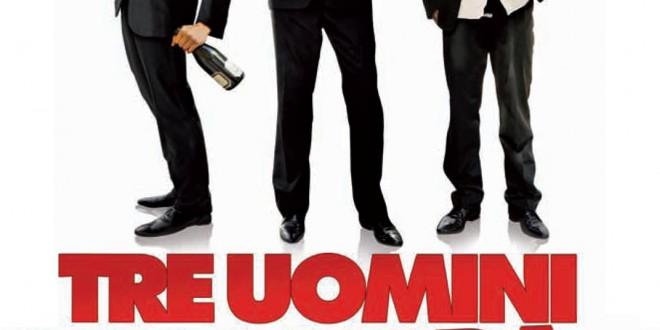 """Poster del film """"Tre uomini e una pecora"""""""
