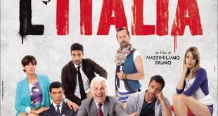 "Poster del film ""Viva l'Italia"""