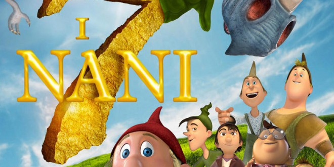 "Poster del film ""I 7 nani"""